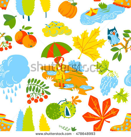 """boat_and_fall_foliage"" Stock Photos, Royalty."