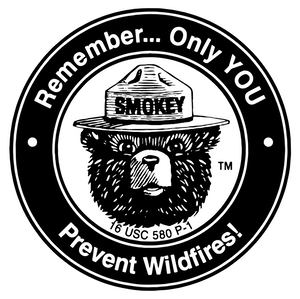 Filson x Smokey: Campfire Safety.