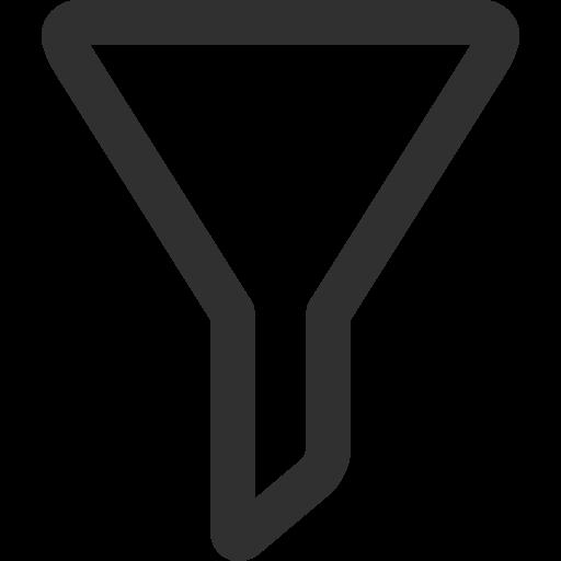 Filter Icon Transparent #25207.