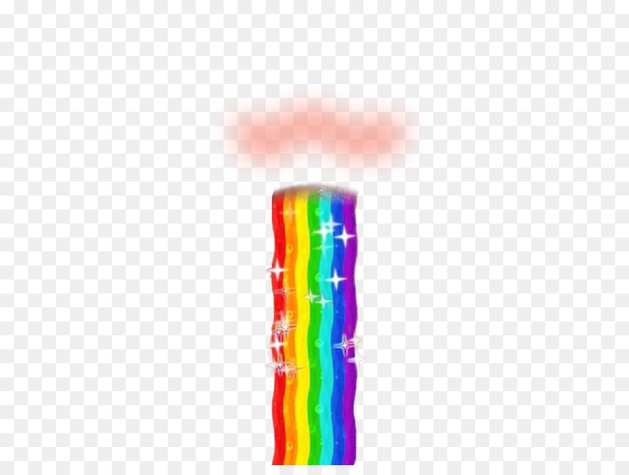 Cartoon Rainbow png download.