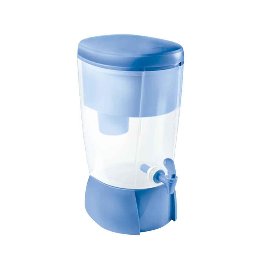 Filtro de Água Mais Sap Filtros Azul.