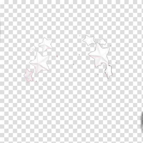 Filtros De Snapchat, white and black star print textile.