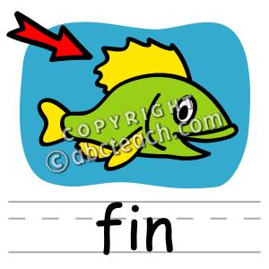 fin clipart clipground Ant Clip Art Tiger Clip Art