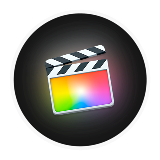 Final Cut Pro X icon 1024x1024px (ico, png, icns).