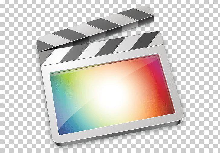 MacBook Pro Final Cut Pro X Final Cut Studio Apple PNG.