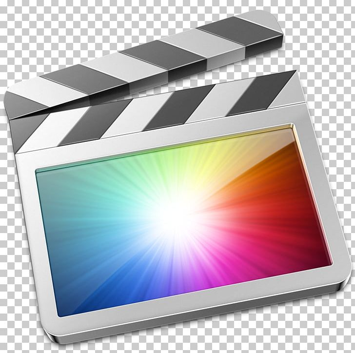Final Cut Pro X Video Editing Apple Final Cut Studio PNG.
