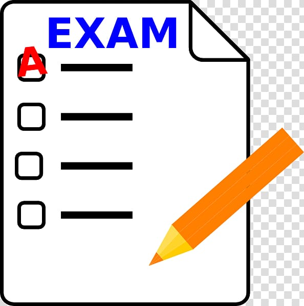 Paper Test Final examination , Exams transparent background.