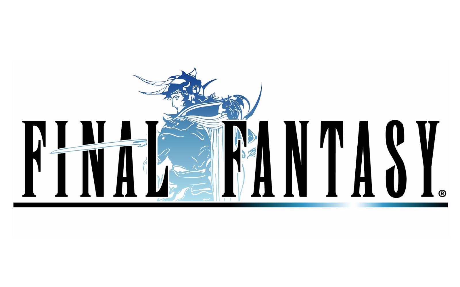 Final fantasy 1 Logos.