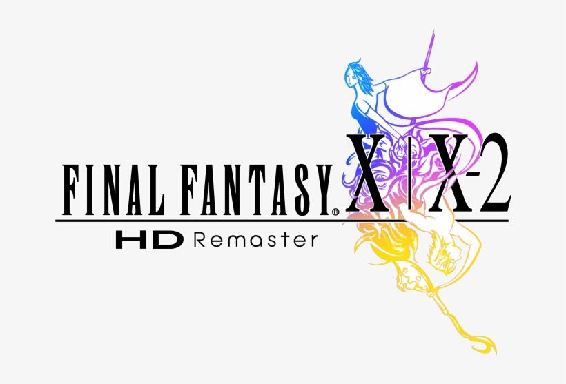 Final Fantasy X Logo Png.