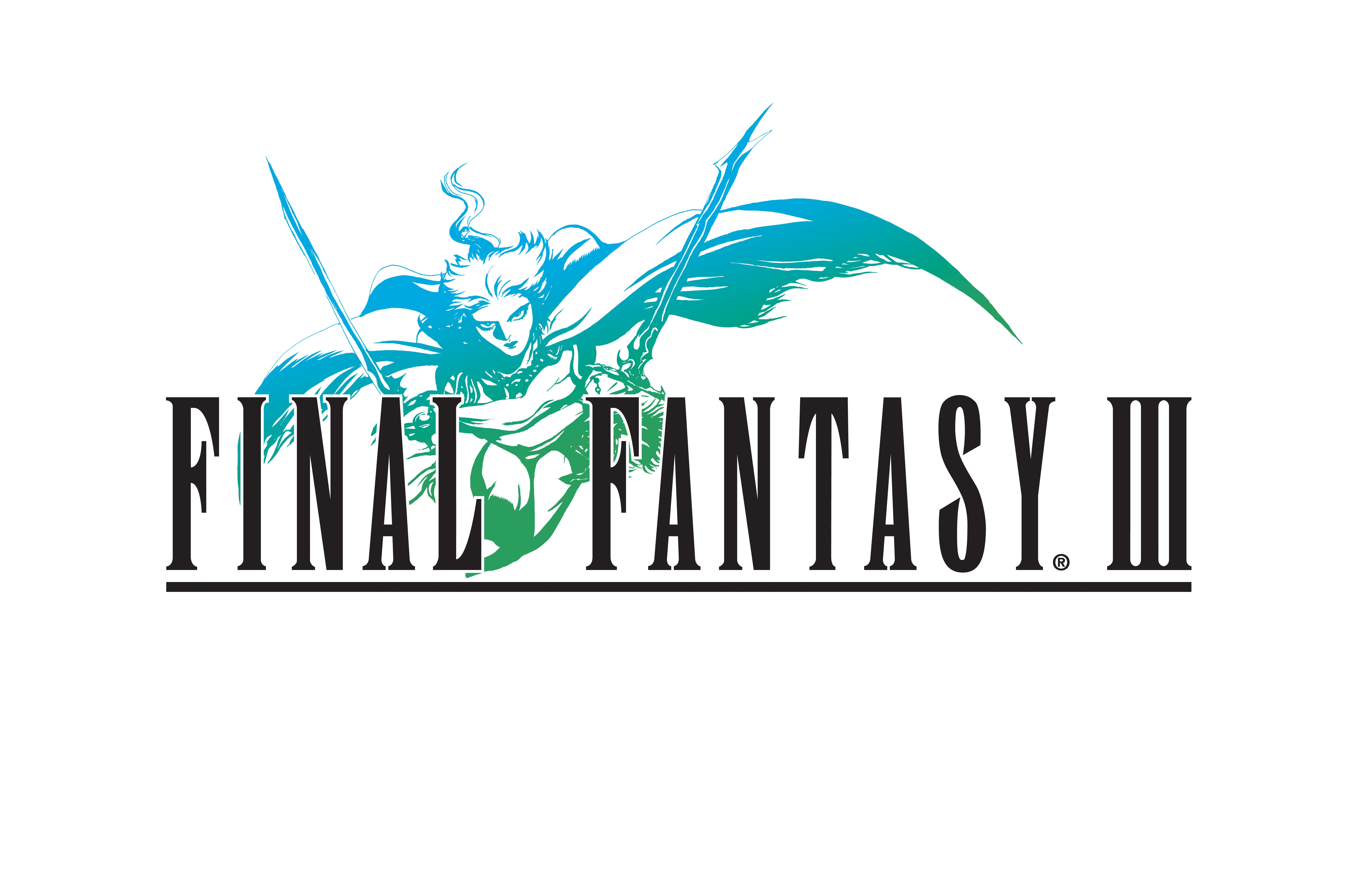 Final Fantasy III (2015) promotional art.
