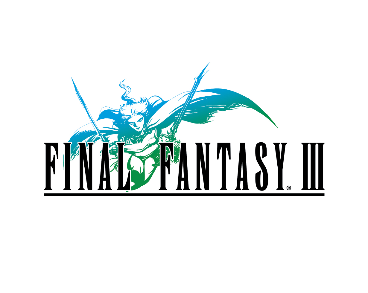 Final Fantasy III Released for Sony PSP!.