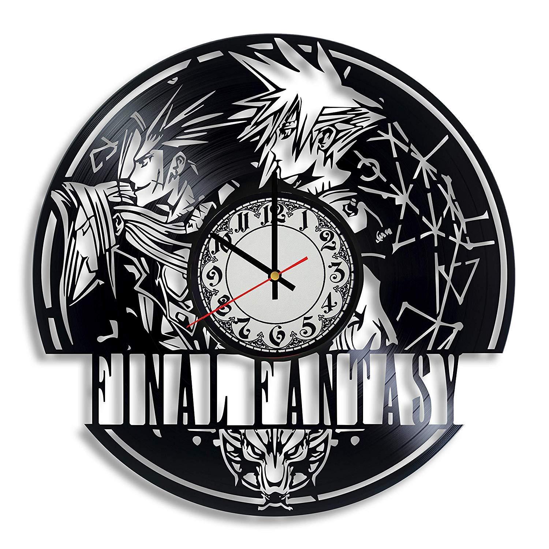 Amazon.com: Final Fantasy Handmade Chocobo Wall Clock.