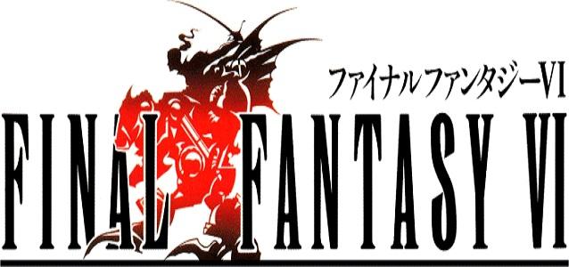 Final fantasy vi Logos.