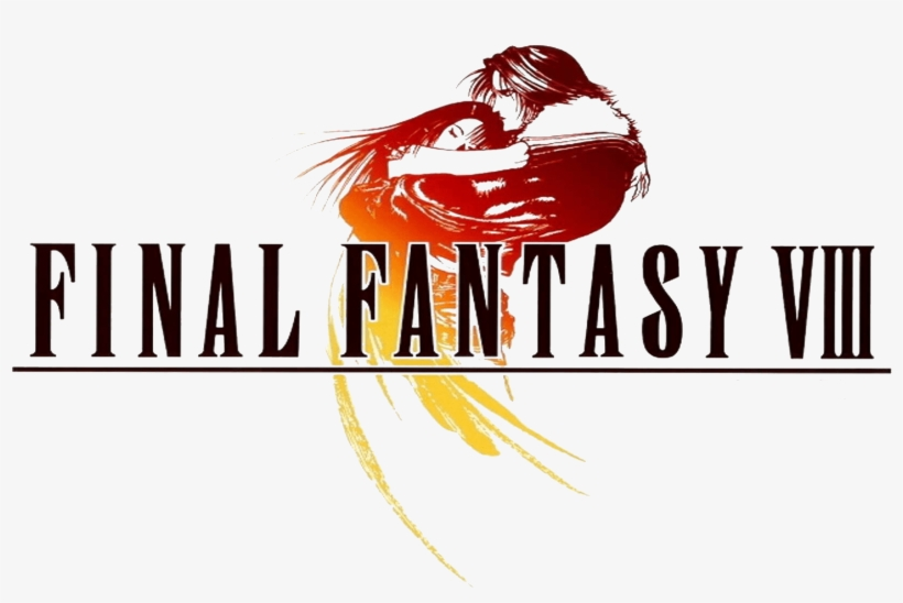 Final Fantasy Viii Logo.