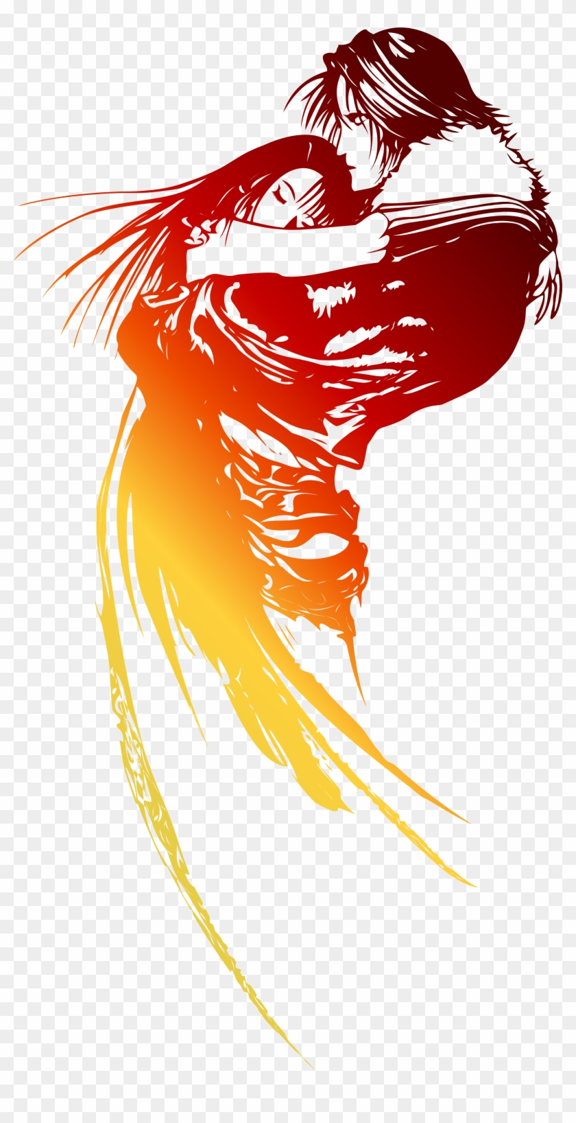 Final Fantasy Viii Logo, HD Png Download (#1503865).