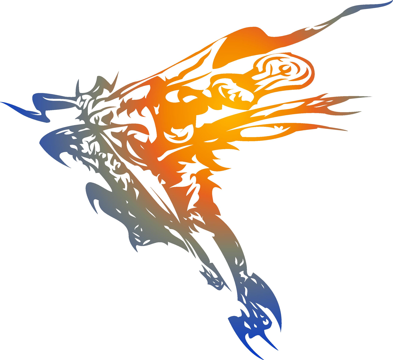 Final Fantasy Tactics: Advance logo by eldi13 on deviantART.