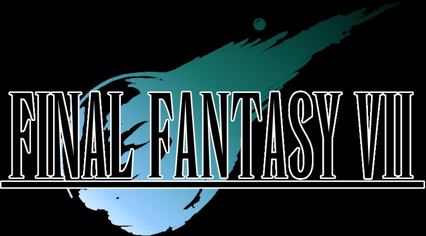 Final Fantasy Vii Logo Png (+).