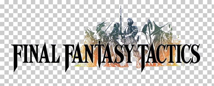 Final Fantasy Tactics PlayStation Logo Book Strategy guide.