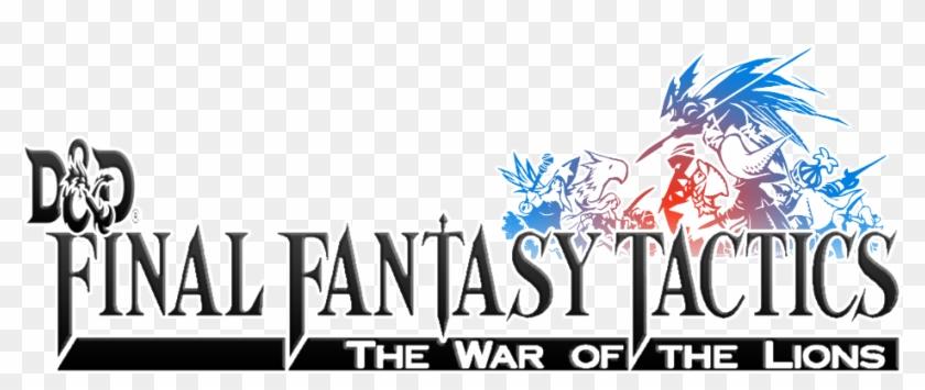 D&d 5e Final Fantasy Tactics.