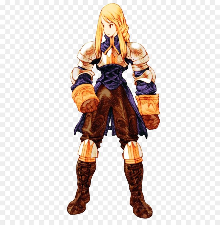 Final Fantasy Tactics Figurine png download.