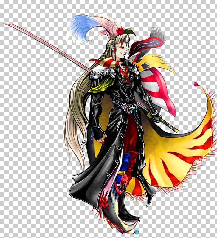Dissidia Final Fantasy NT Final Fantasy VI Lightning, dark.