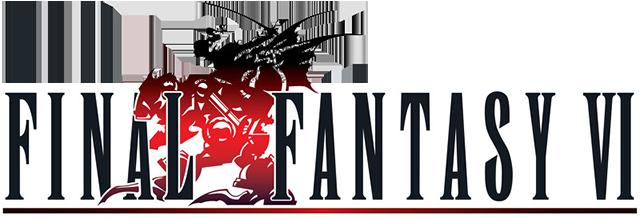 Final fantasy 6 logo png 2 » PNG Image.