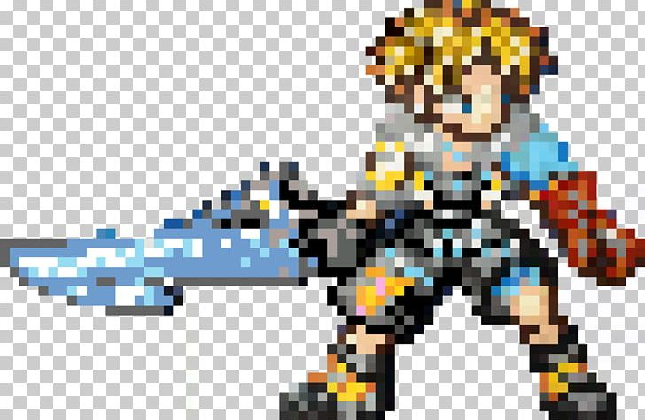 Final Fantasy VIII Final Fantasy X Pixel Art Tidus PNG.