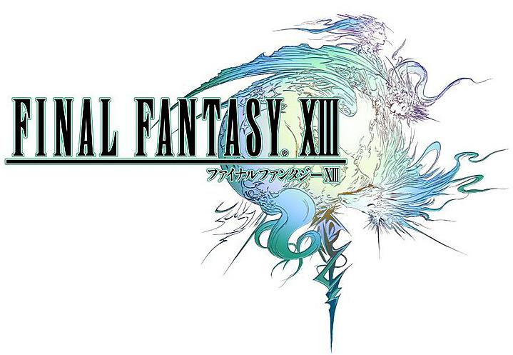 Final Fantasy XIII Logo.