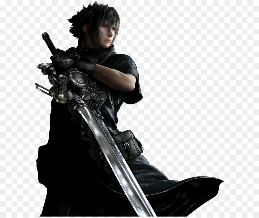Final Fantasy Xv Cold Weapon png download.