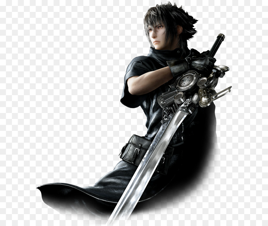 Final Fantasy Xv Figurine png download.