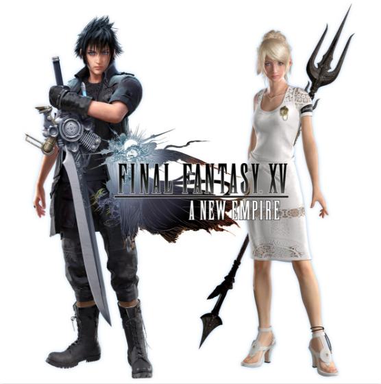 Final Fantasy XV' Art Director Steps Down; New 'FFXV' Mobile Game.