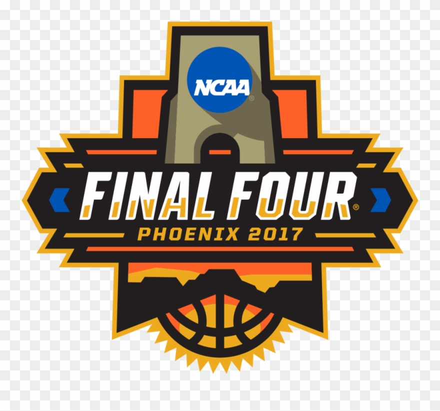 2017 Ncaa Men's Final Four Logo Clipart (#408177).