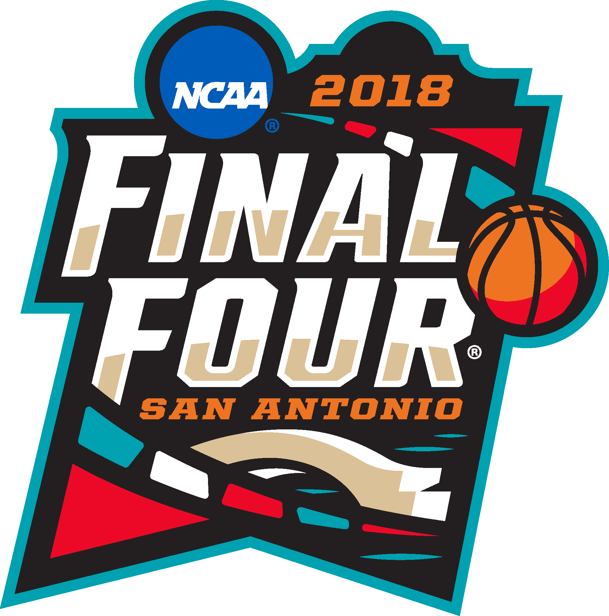 March Madness Logo (Final Four) Download Vector.