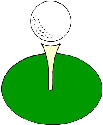 Golf Green Clip Art.