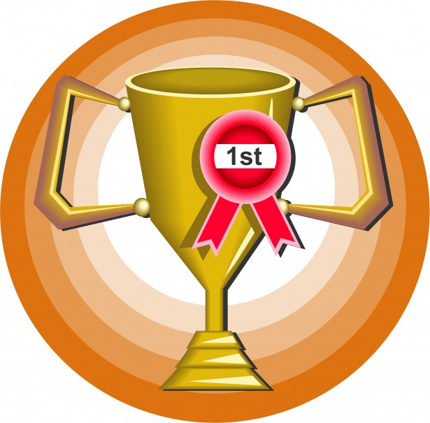 Clip art winners.