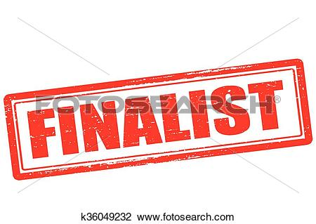 Clipart of Finalist k36049232.