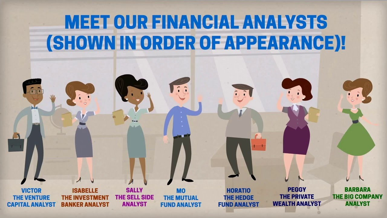 Finance Jobs Explained (excerpt from my Udemy.com course on.