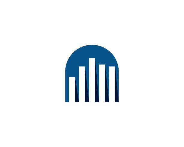 Business Finance Logo template.