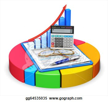 Accounting Bookkeeping Clipart.