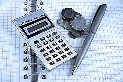 Financial Accounting Clip Art.