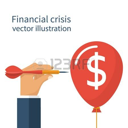 2,083 Financial Collapse Stock Vector Illustration And Royalty.