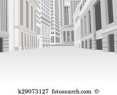 Financial district Clip Art Royalty Free. 573 financial district.