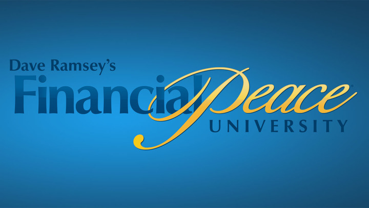 Financial Peace University Spring 2020.