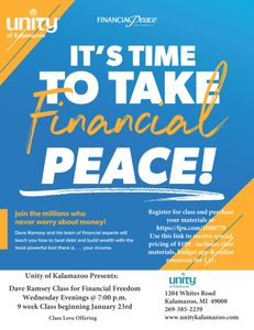 Register for Financial Peace University!.