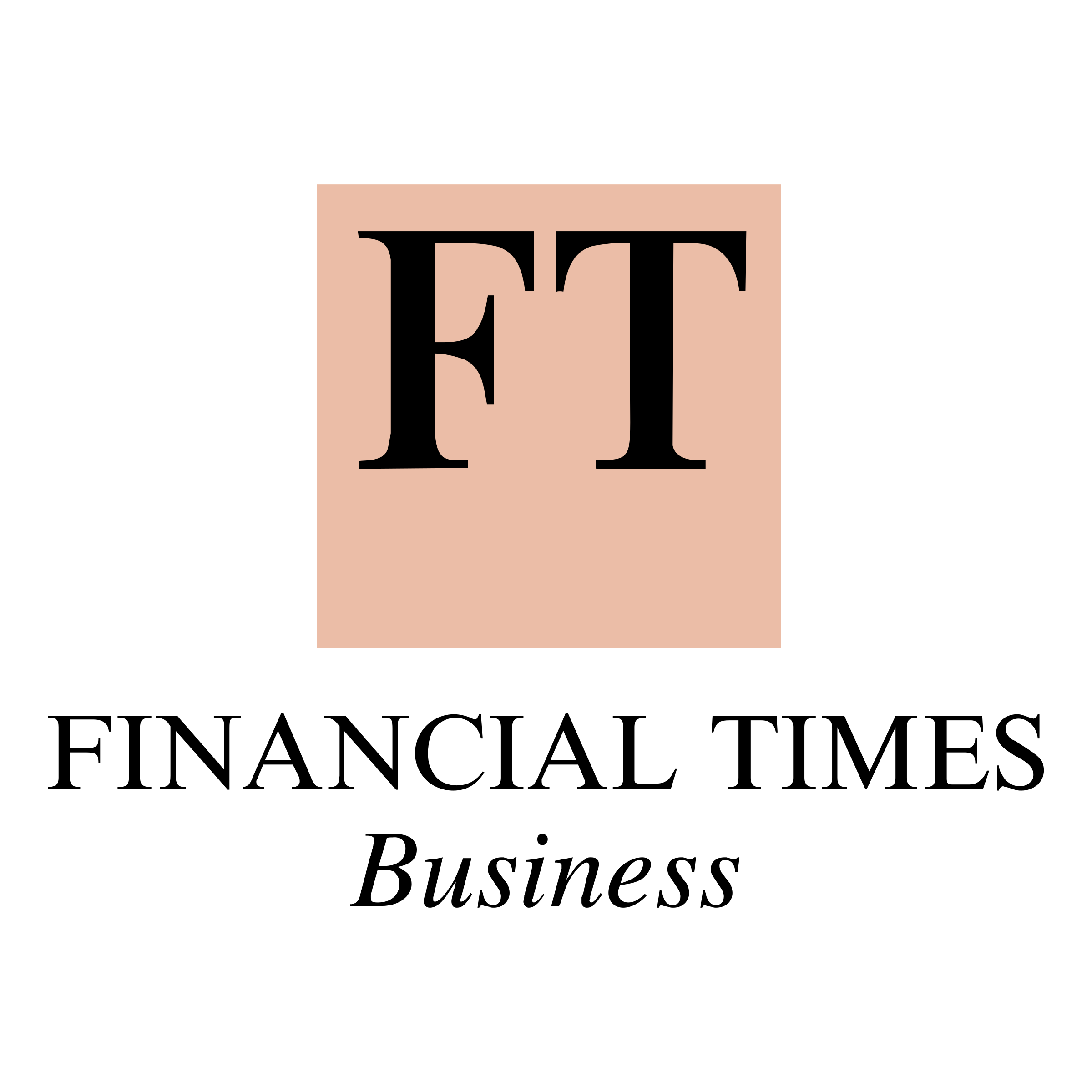 Financial Times Logo Svg.