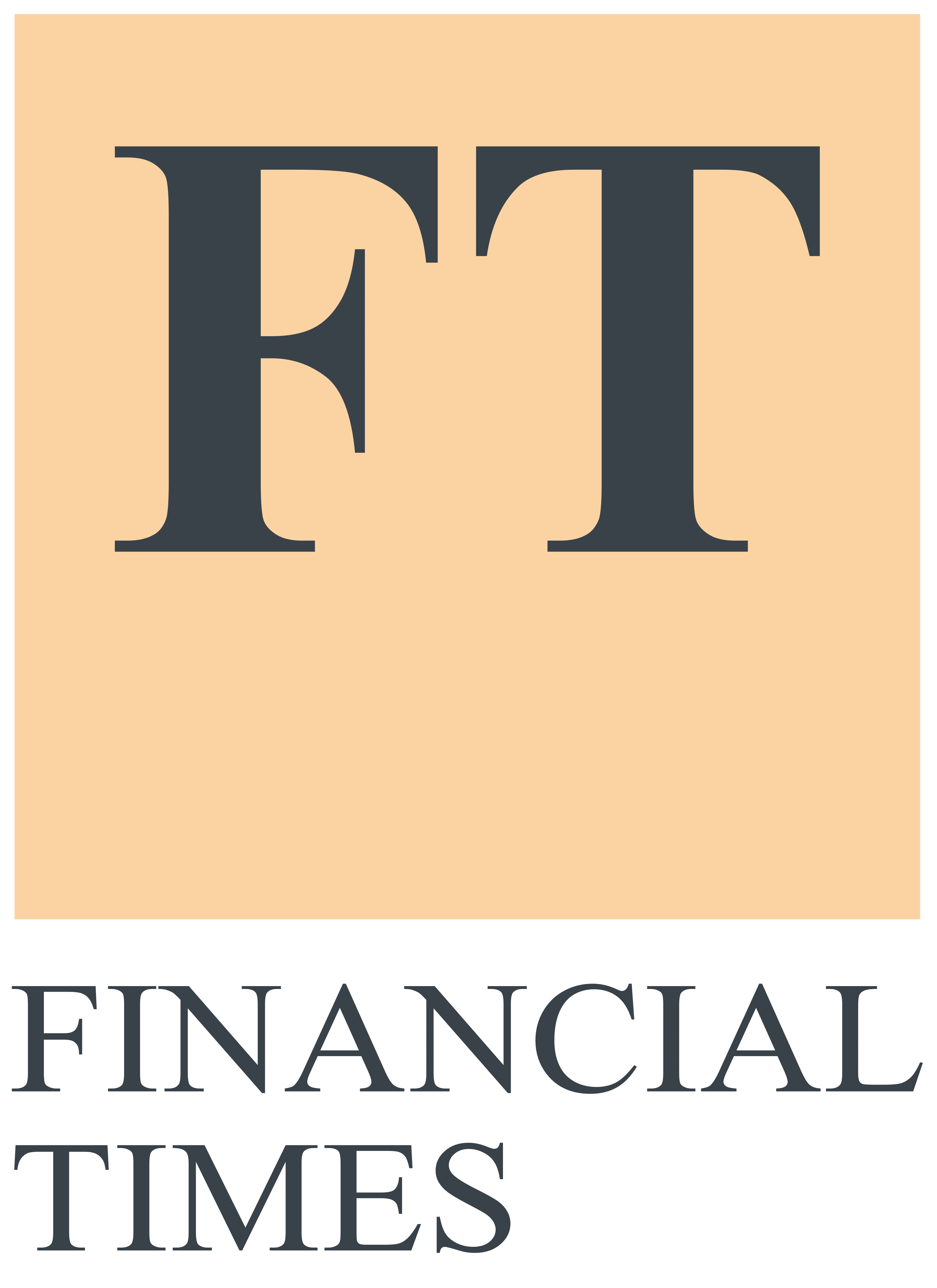 FT, The Financial Times.