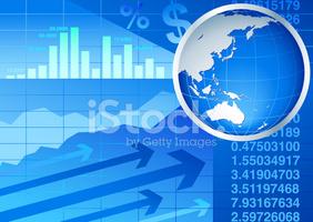 Financial World Australia/new Zealand stock vectors.