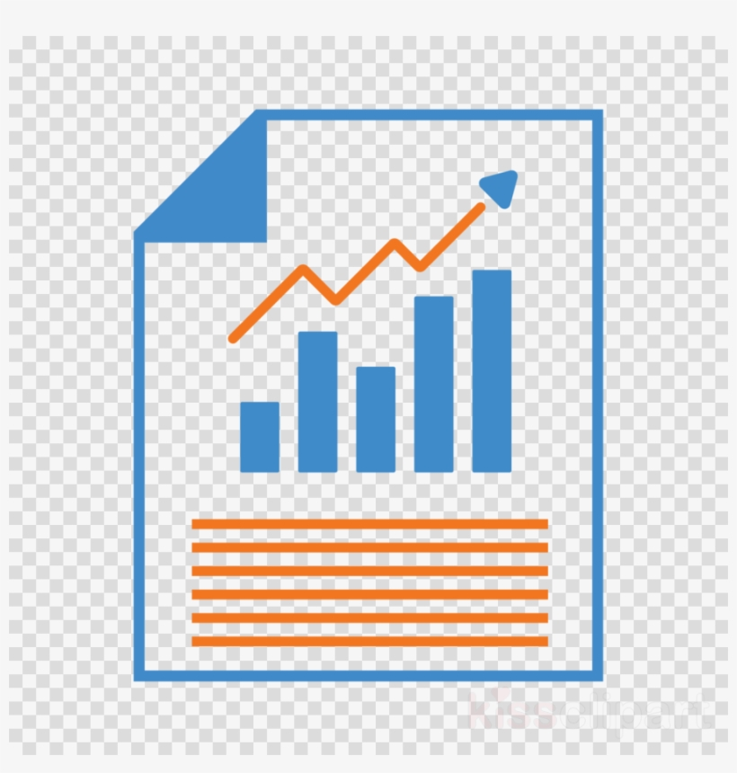Download Financial Report Icon Png Clipart Financial.