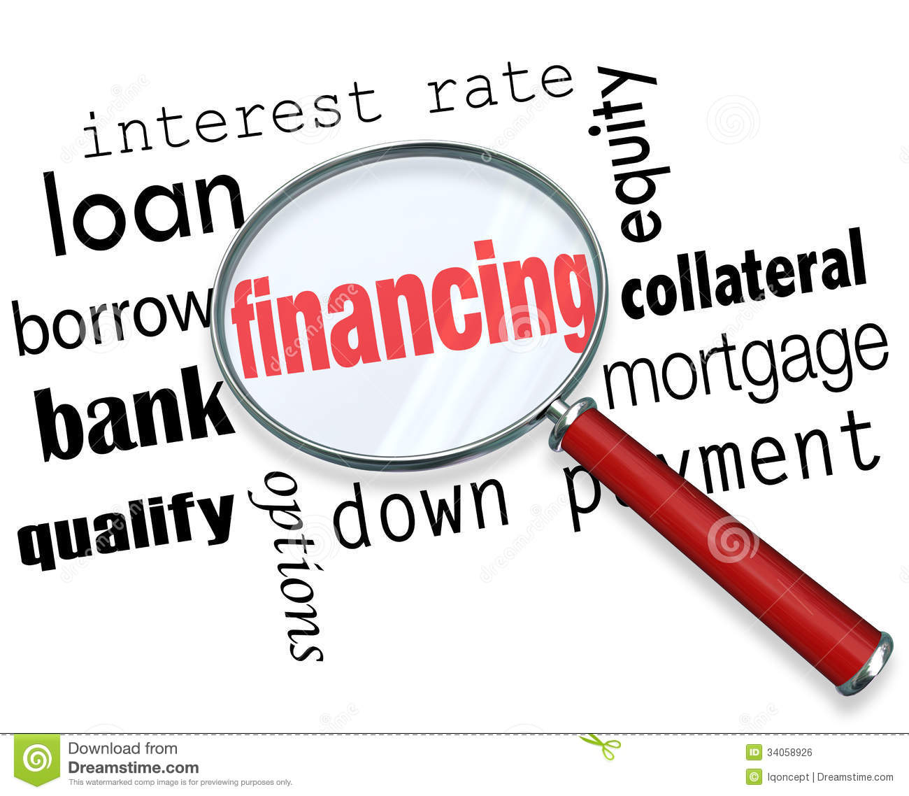 Loan Payment Clipart.