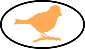 Finch Clip Art.